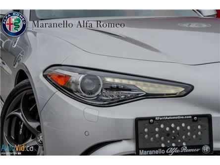 2017 Alfa Romeo Giulia Quadrifoglio (Stk: P68) in Vaughan - Image 2 of 15