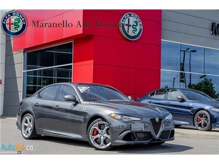 2018 Alfa Romeo Giulia Quadrifoglio (Stk: P76) in Vaughan - Image 2 of 16