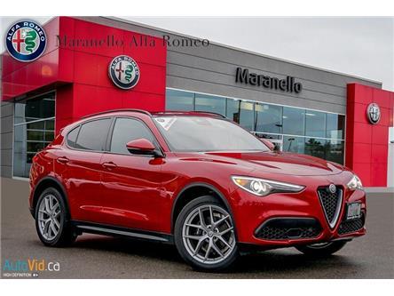 2018 Alfa Romeo Stelvio ti (Stk: P86) in Vaughan - Image 1 of 22