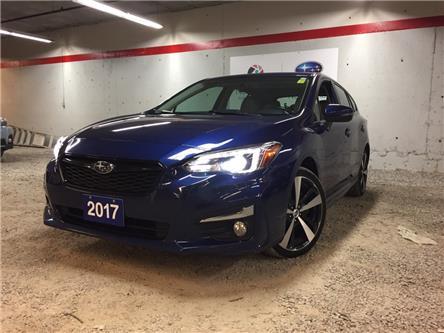 2017 Subaru Impreza Sport-tech (Stk: S20075A) in Newmarket - Image 1 of 22