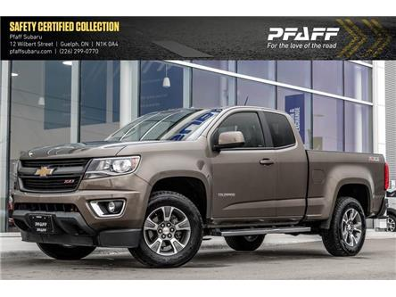 2016 Chevrolet Colorado Z71 (Stk: S00455A) in Guelph - Image 1 of 22
