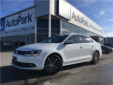 2014 Volkswagen Jetta 2.0 TDI Highline (Stk: 14-59567JB) in Barrie - Image 1 of 25