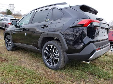 2020 Toyota RAV4 Trail (Stk: 20-350) in Etobicoke - Image 2 of 4