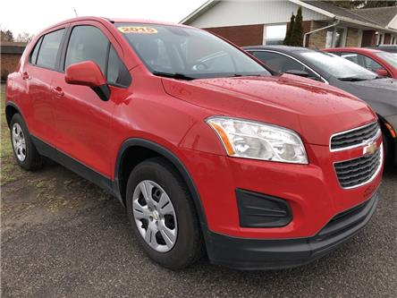 2015 Chevrolet Trax LS (Stk: ) in Kemptville - Image 1 of 13