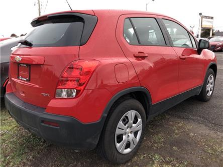 2015 Chevrolet Trax LS (Stk: ) in Kemptville - Image 2 of 13