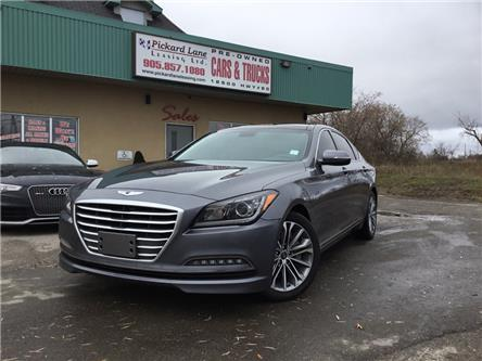 2015 Hyundai Genesis 3.8 Luxury (Stk: FU050010) in Bolton - Image 1 of 22
