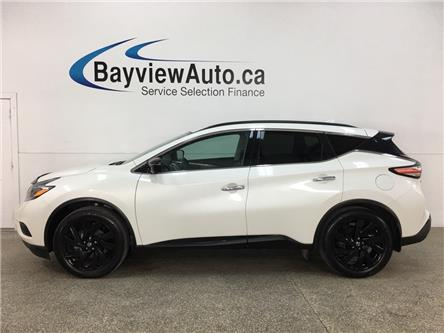 2018 Nissan Murano Midnight Edition (Stk: 36114W) in Belleville - Image 1 of 26