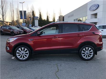 2017 Ford Escape Titanium (Stk: OP19457) in Vancouver - Image 2 of 24