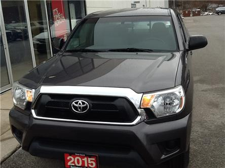 2015 Toyota Tacoma Base (Stk: 20074a) in Owen Sound - Image 1 of 7