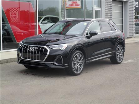 2019 Audi Q3 2.0T Technik (Stk: 190439) in Regina - Image 1 of 36