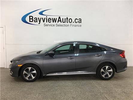 2019 Honda Civic LX (Stk: 36161R) in Belleville - Image 1 of 24
