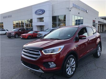 2017 Ford Escape Titanium (Stk: OP19457) in Vancouver - Image 1 of 25