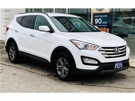 2016 Hyundai Santa Fe Sport 2.4 Base (Stk: 8178H) in Markham - Image 1 of 23