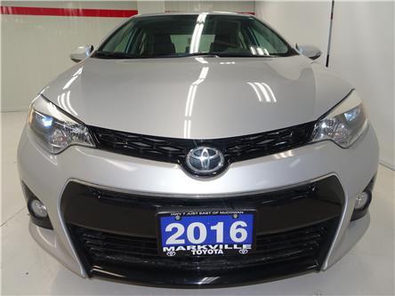 2016 Toyota Corolla S (Stk: 36873U) in Markham - Image 2 of 23