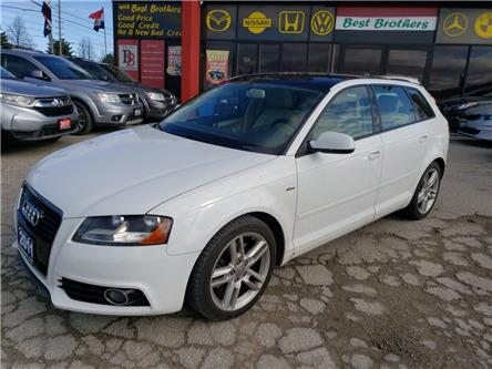 2011 Audi A3 2.0T (Stk: 163156) in Toronto - Image 1 of 14