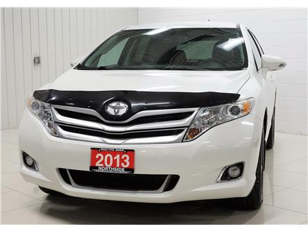 2013 Toyota Venza Base V6 (Stk: T19327B) in Sault Ste. Marie - Image 1 of 17