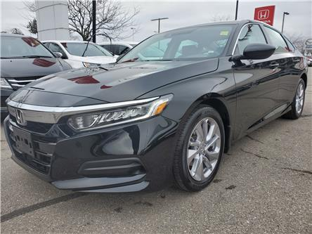 2019 Honda Accord LX 1.5T (Stk: HC2582) in Mississauga - Image 1 of 21