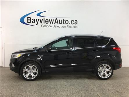 2019 Ford Escape Titanium (Stk: 35952J) in Belleville - Image 1 of 26