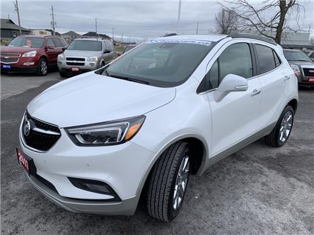 2017 Buick Encore Premium (Stk: 09373) in Carleton Place - Image 1 of 18