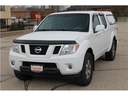2011 Nissan Frontier PRO-4X (Stk: 1911536) in Waterloo - Image 1 of 27