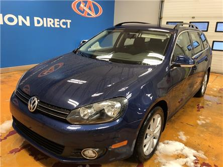 2014 Volkswagen Golf 2.0 TDI Comfortline (Stk: 14-613583) in Lower Sackville - Image 1 of 15