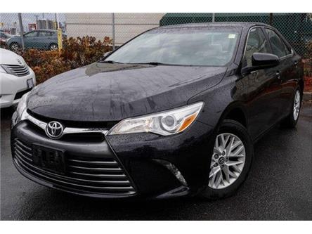 2016 Toyota Camry LE (Stk: L27543) in Ottawa - Image 1 of 9
