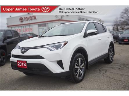 2018 Toyota RAV4 LE (Stk: 84421) in Hamilton - Image 1 of 20