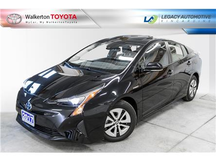 2017 Toyota Prius Technology (Stk: P8087) in Walkerton - Image 1 of 16