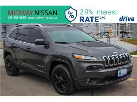 2014 Jeep Cherokee North (Stk: KN327637A) in Whitby - Image 1 of 23