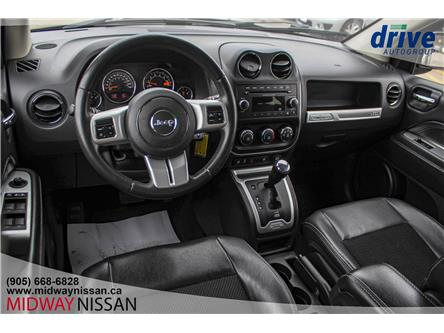 2014 Jeep Compass Sport/North (Stk: U1741A) in Whitby - Image 2 of 23