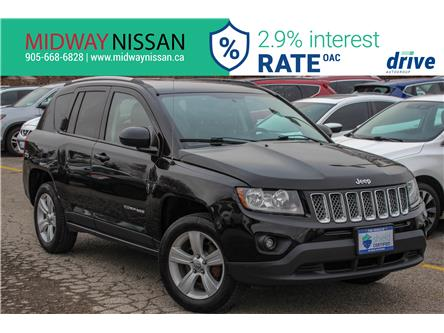 2014 Jeep Compass Sport/North (Stk: U1741A) in Whitby - Image 1 of 23