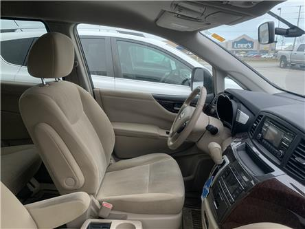 2013 Nissan Quest 3.5 SV (Stk: D9060618) in Sarnia - Image 2 of 3