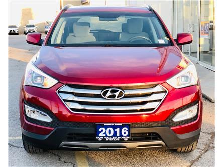 2016 Hyundai Santa Fe Sport 2.4 Base (Stk: 8130H) in Markham - Image 2 of 23