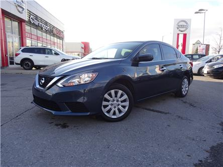 2017 Nissan Sentra 1.8 SV (Stk: HY357955) in Bowmanville - Image 1 of 26