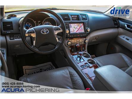 2011 Toyota Highlander Hybrid Limited (Stk: AP4965A) in Pickering - Image 2 of 27