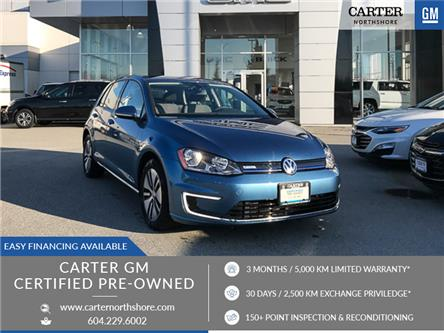 2016 Volkswagen DC FAST CHARGER SE (Stk: 973160) in North Vancouver - Image 1 of 23