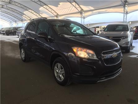 2014 Chevrolet Trax 1LT (Stk: 180179) in AIRDRIE - Image 1 of 34