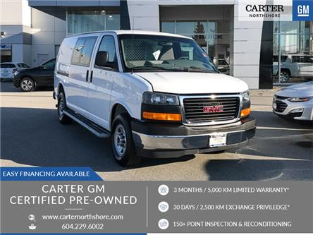 2017 GMC Savana 2500 Work Van (Stk: 973080) in North Vancouver - Image 1 of 27