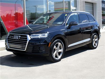 2019 Audi Q7 55 Technik (Stk: 190137) in Regina - Image 1 of 38
