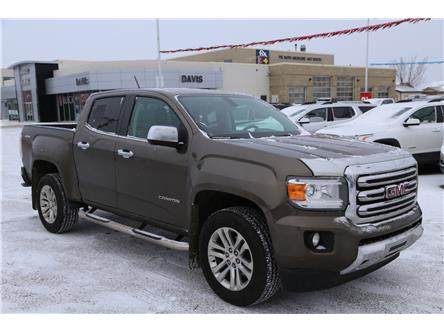 2017 GMC Canyon SLT (Stk: 153131) in Medicine Hat - Image 1 of 22