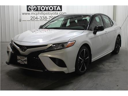 2020 Toyota Camry XSE (Stk: U312951) in Winnipeg - Image 1 of 23