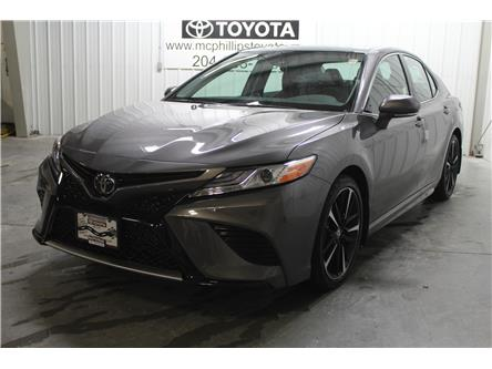 2020 Toyota Camry XSE (Stk: U309861) in Winnipeg - Image 1 of 23