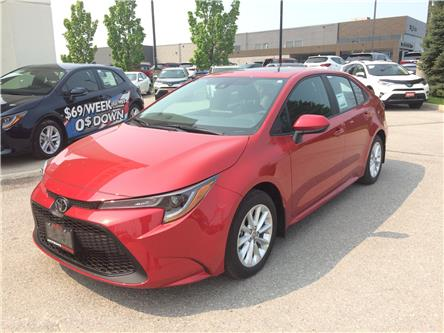 2020 Toyota Corolla LE (Stk: 7434) in Barrie - Image 1 of 13