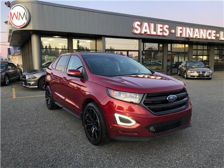 2015 Ford Edge Sport (Stk: 15-B35997) in Abbotsford - Image 1 of 18