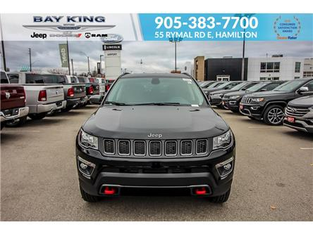 2020 Jeep Compass Trailhawk (Stk: 207521) in Hamilton - Image 2 of 25