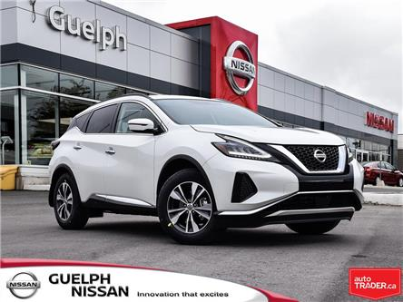 2020 Nissan Murano S (Stk: N20446) in Guelph - Image 1 of 26