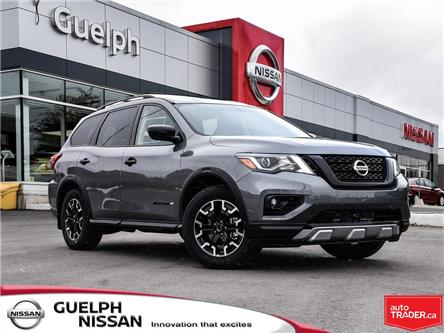 2020 Nissan Pathfinder SV Tech (Stk: N20451) in Guelph - Image 1 of 29