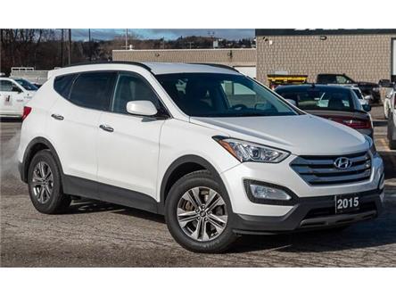 2015 Hyundai Santa Fe Sport  (Stk: 27152U) in Barrie - Image 1 of 26