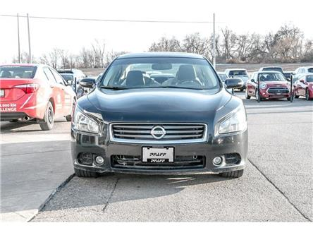 2013 Nissan Maxima 3.5 SV CVT (Stk: H20084A) in Orangeville - Image 2 of 20