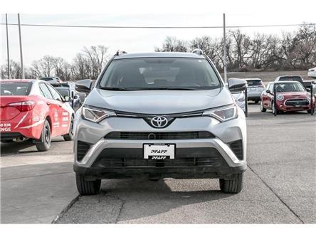 2016 Toyota RAV4 FWD LE (Stk: H20210A) in Orangeville - Image 2 of 21